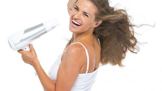Pourquoi utiliser un sèche-cheveux?