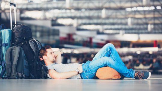 Les différentes causes de retard des avions
